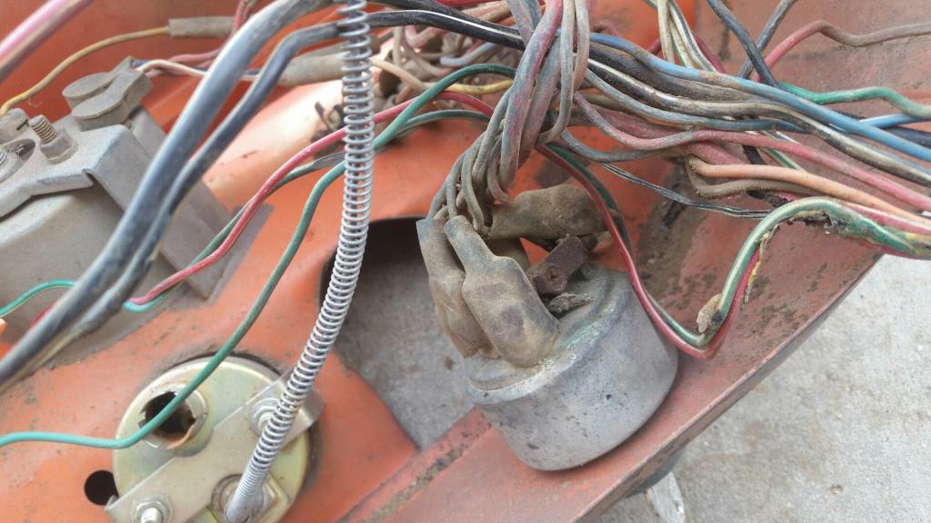 [XOTG_4463]  L175, L185 rewire | OrangeTractorTalks - Everything Kubota | L175 Wiring Diagram |  | OrangeTractorTalks