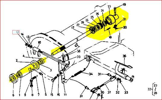 Kubota B6100 Front Axle : B making grinding noise page orangetractortalks