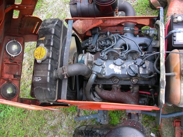 Alternator / generator not charging - OrangeTractorTalks ... on