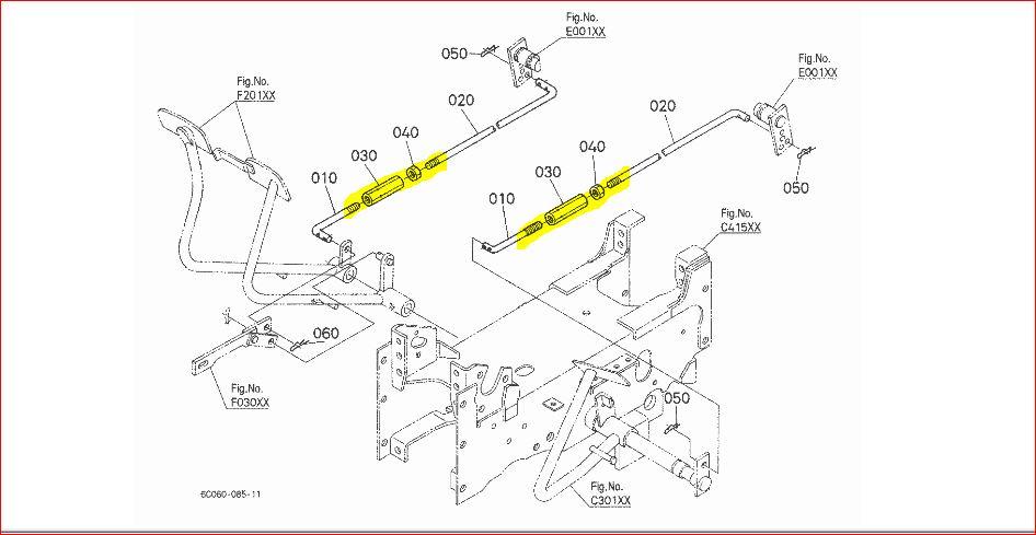 b7800 brake adjustment - orangetractortalks