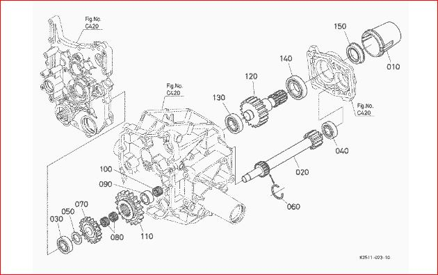 Kubota Mower Deck Parts Diagram likewise 3331 besides Kubota L3800 Parts Diagram as well 380716402556 moreover Kubota Mx5000 Parts Diagram. on kubota bx2350 wiring diagram