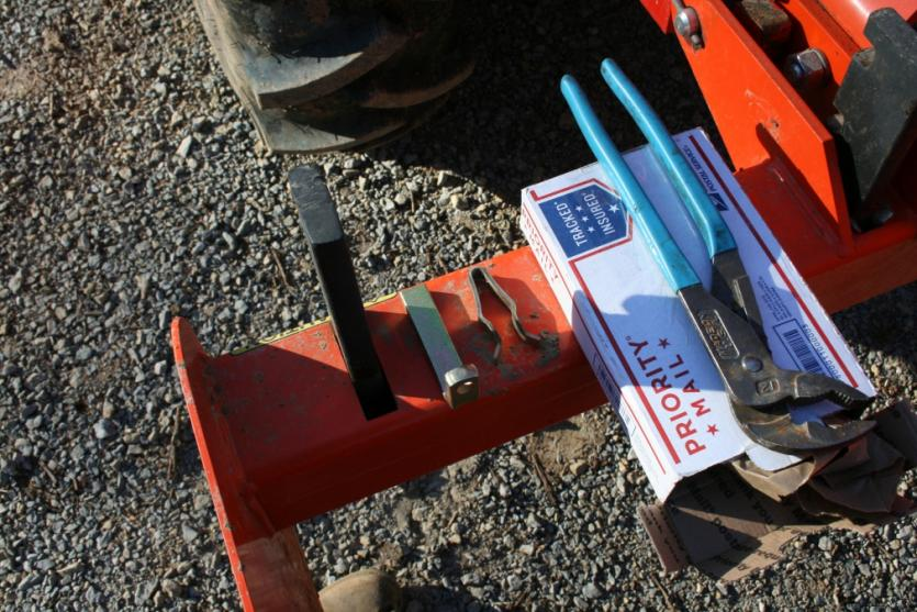 New Keepers For Shanks On Box Blade Orangetractortalks