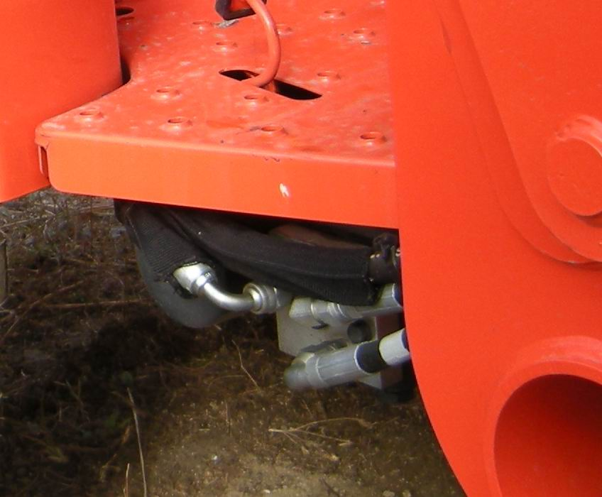 8' hoe for a L3200 - OrangeTractorTalks - Everything Kubota