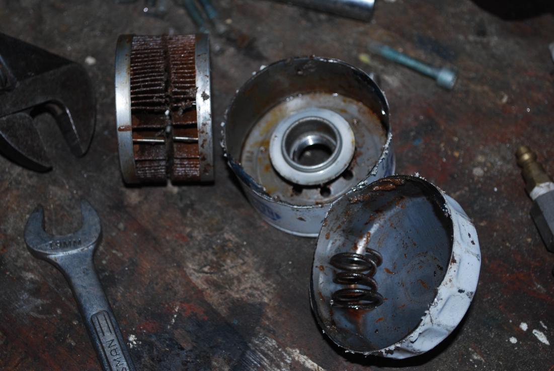 Kubota L2500 not getting fuel - OrangeTractorTalks - Everything Kubota