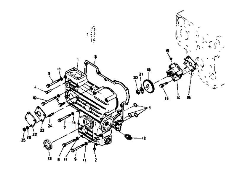 B5100E Low Oil Pressure at Idle - Page 3 - OrangeTractorTalks