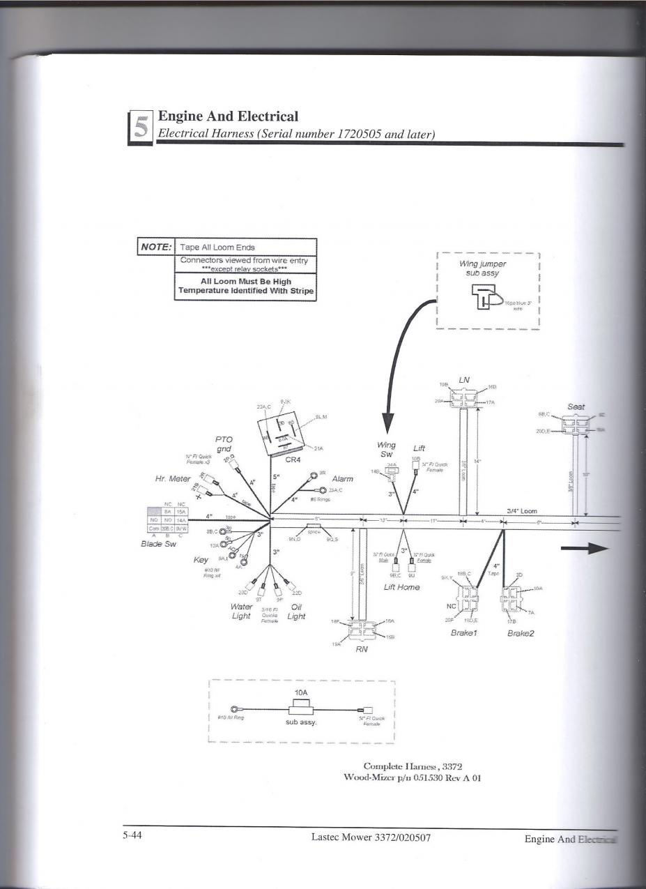 L175 Kubota Tractor Wiring Diagram Circuit Diagram Maker