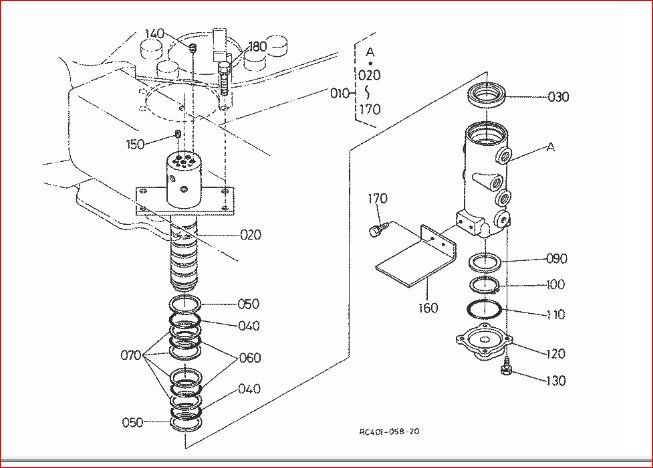Kx91-2 super series rotary joint repair