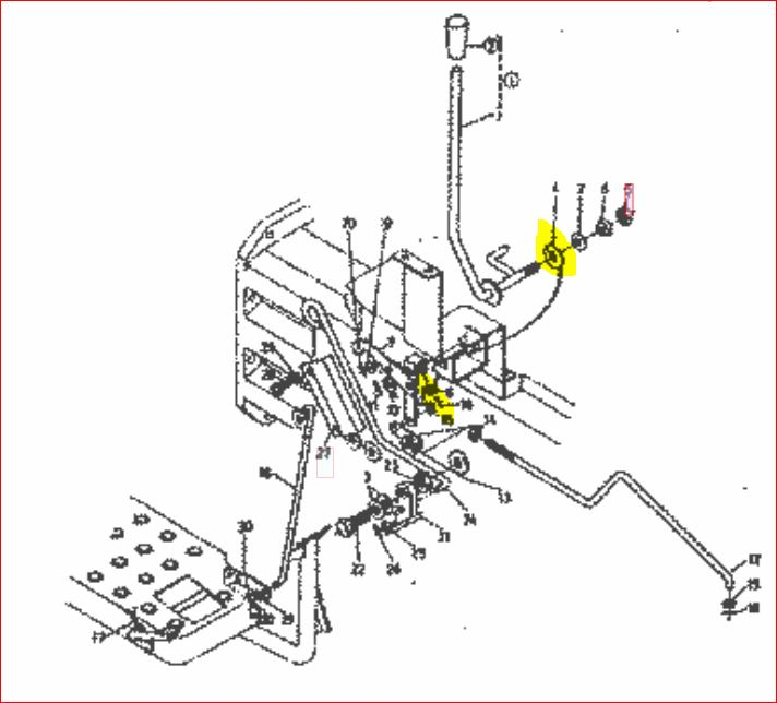 Throttel doesnt return to idle? L225 - OrangeTractorTalks