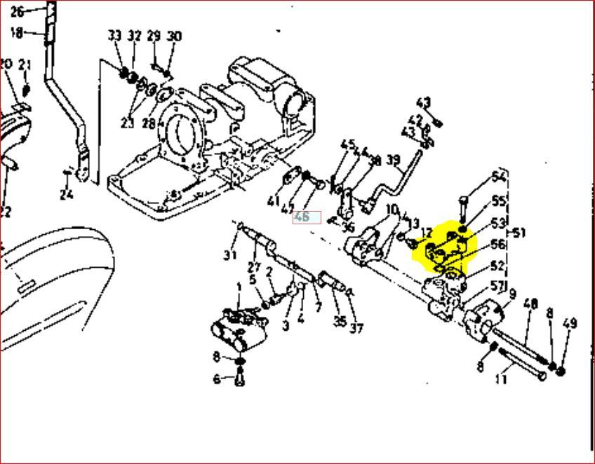 help with hydraulics - orangetractortalks