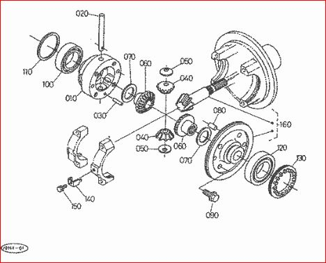 Kubota L2850 Parts Diagram. Kubota. Automotive Wiring Diagram