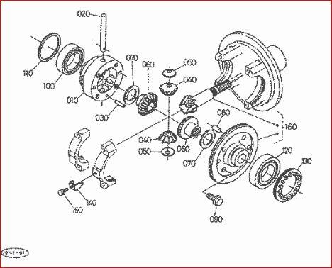 Kubota L2850 Parts Diagram. Kubota. Automotive Wiring Diagram