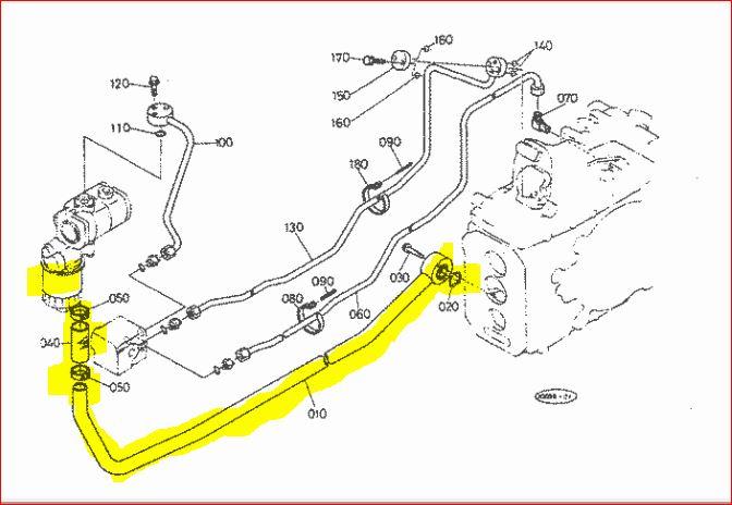 L2850 power steering issue - OrangeTractorTalks - Everything