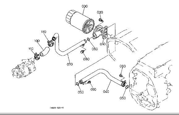 l2900 hydraulic leak - orangetractortalks