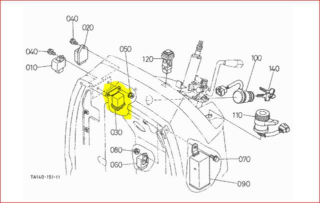 ford tractor plug wiring diagram