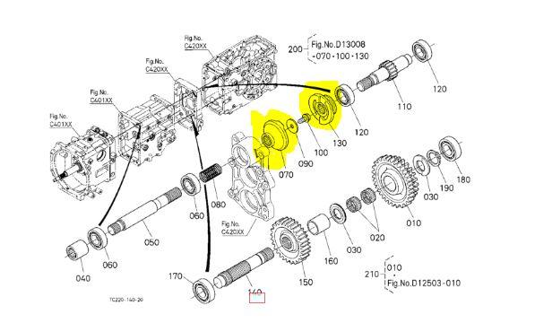 Kubota Pto Cable Adjustment