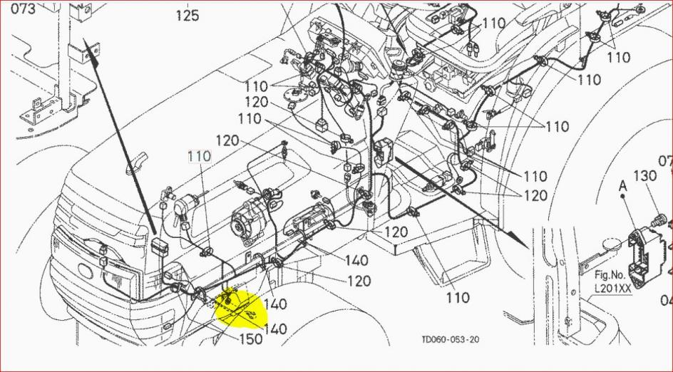 Kubota Tractor L3010 Wiring Diagrams on tractor wiring diagrams
