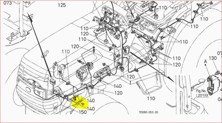 Kubota B3200 Wiring Diagram Wiring Diagram And Fuse Box