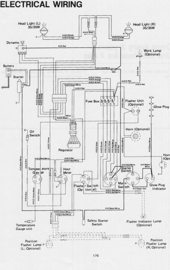 kubota tractor wiring diagrams opc kubota b21 wiring diagram wiring diagram data  kubota b21 wiring diagram wiring
