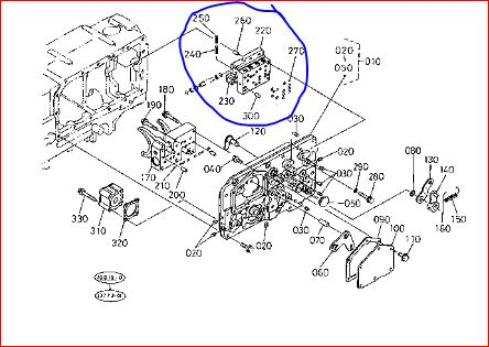 l2550 GSTAssembly Replacement OrangeTractorTalks Everything – Kubota L2550 Wiring Diagram