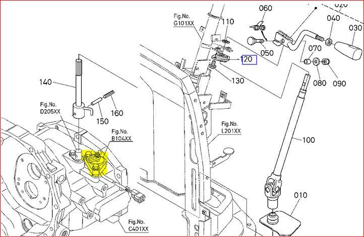 Kubota L3830 Wiring Diagram L2650 Kubota Wiring Diagram
