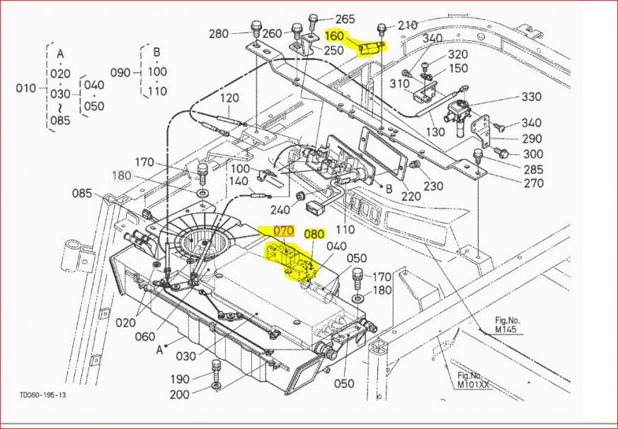 Kubota B3030 Wiring Diagram Engine Diagram And Wiring