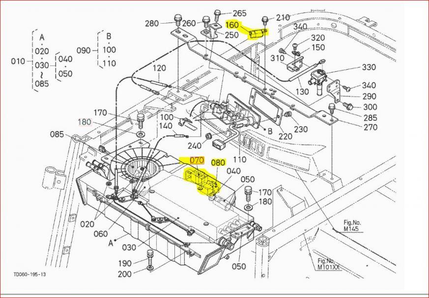 Kubota B3030 Wiring Diagram