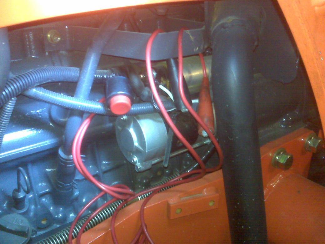 T1600H electrical combination box OrangeTractorTalks – Kubota Zd25 Wiring Diagram