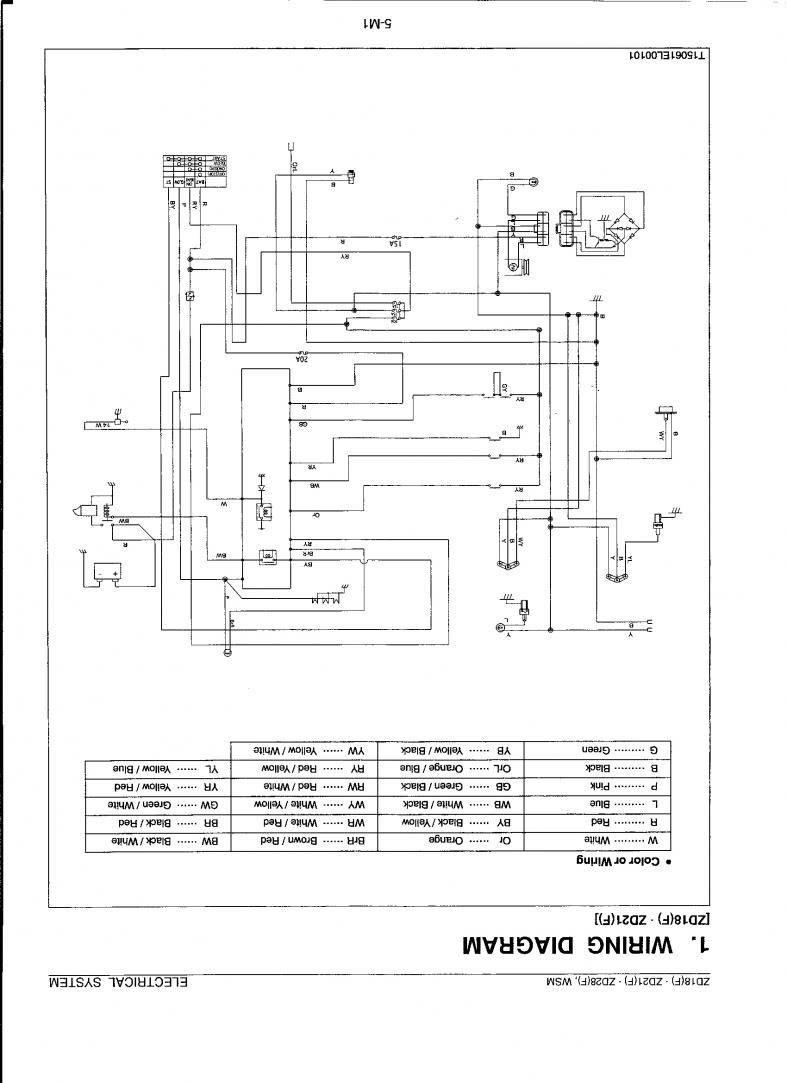 Kubota L2350 Wiring Diagram Library Bx Tractor Diagrams L245 Lawn