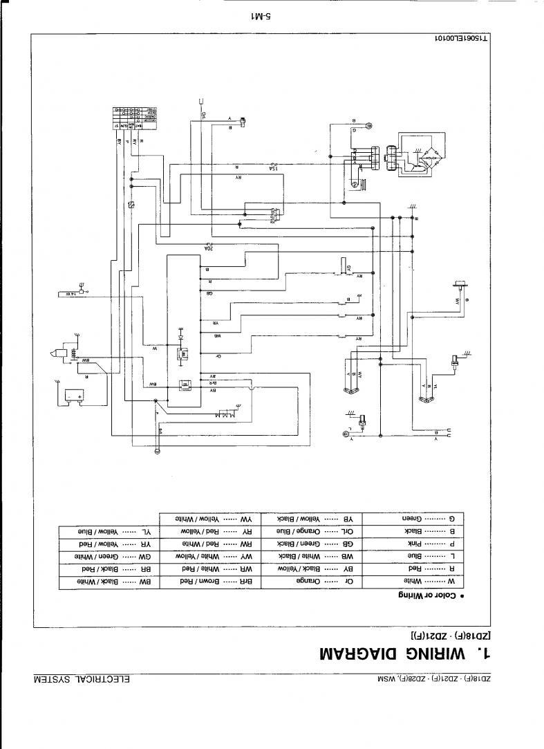 kubota tg1860 wiring diagram 40 amp fuse   fusible link   keeps blowing orangetractortalks  40 amp fuse   fusible link   keeps