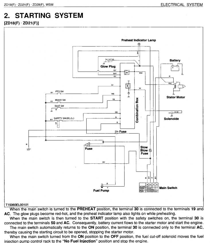 Tc30 Tractor Ignition Switch Wiring Diagram. Tc. Free ... on