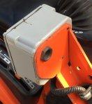Box Mounting on Original Handle Bracket.JPG