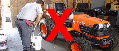 How to Ballast your Kubota's Tires   OrangeTractorTalks