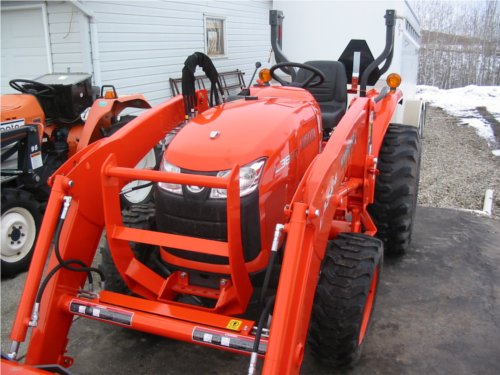 Kubota Brush Guard Parts : Kubota loader hydraulic parts tractor engine