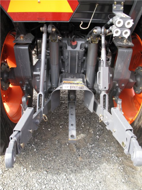 3pt Extendable Low Lift Arms : An overview of kubota s grand l series orangetractortalks