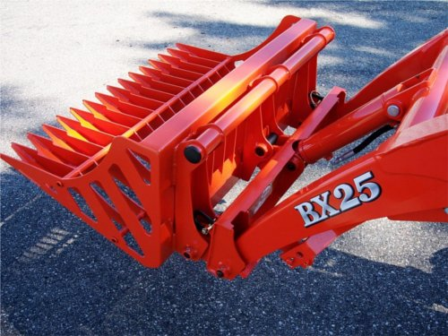 Kubota Bx Bumpers : Looking for aftermarket bx series attachments
