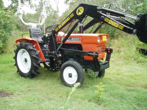 Discovered it's a Gray Market Kubota? Relax ... on