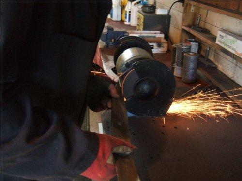 How To Sharpen Mower Deck Blades Orangetractortalks