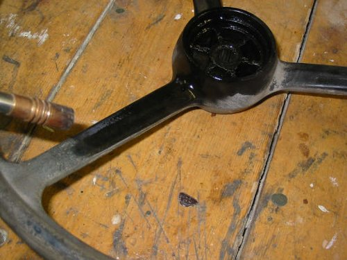 Steering Wheel Restore